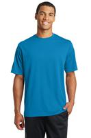 Sport-Tek® RacerMesh™ Crew Neck Performance Tee