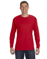Gildan 100% Cotton Long Sleeve T-Shirt (5.3 oz.)