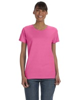 Gildan 100% Cotton Ladies T-Shirt (5.3 oz.)