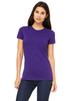 Bella + Canvas Ladies 100% Cotton Slim Fit T-Shirt (4.2 oz.)