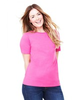 Bella + Canvas Ladies' Relaxed Fit T-Shirt (4.2 oz.)
